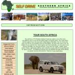 Self-drive Tours & Safaris