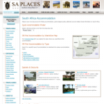 SA Places - South Africa Accommodation